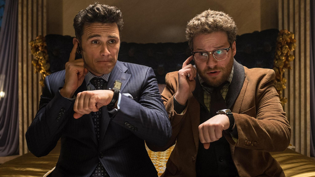"""The Interview,"" starring James Franco and Seth Rogen, and pissing off Kim Jong-un"