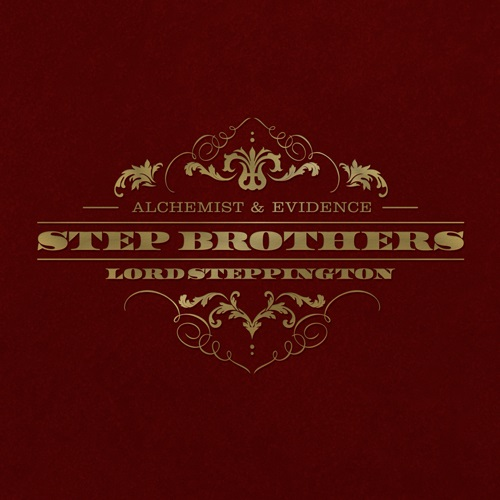 """Step Brothers """"Lord Steppington"""""""