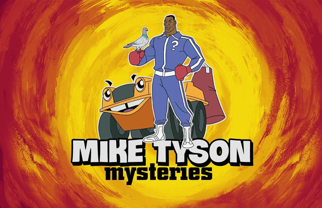 """Mike Tyson Mysteries"" on Adult Swim"