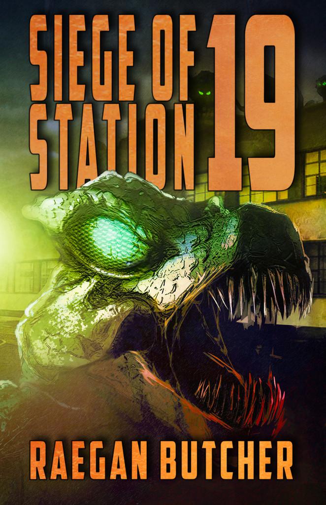 """Siege of Station 19"" by Raegan Butcher"
