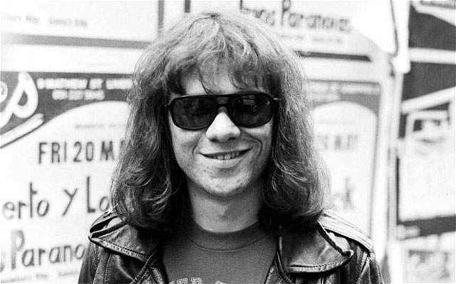 Tommy Ramone Final Surviving Founding Member Of The