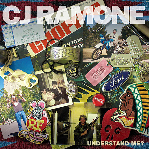 "CJ Ramone ""Understand Me?"""