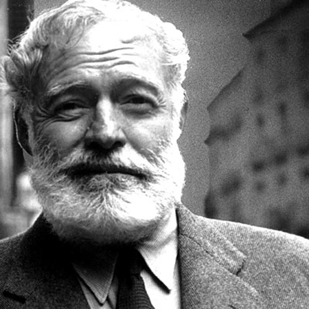 account of the life and writings of ernest miller hemingway