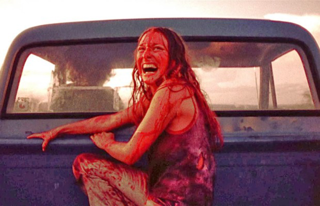 "Marilyn Burns in ""The Texas Chain Saw Massacre"" (1974)"