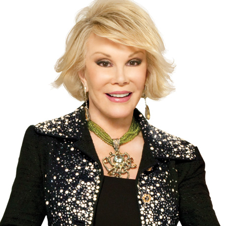 Comedian Joan Rivers Dead At Age 81