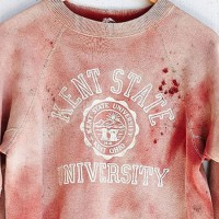 Kent State sweater