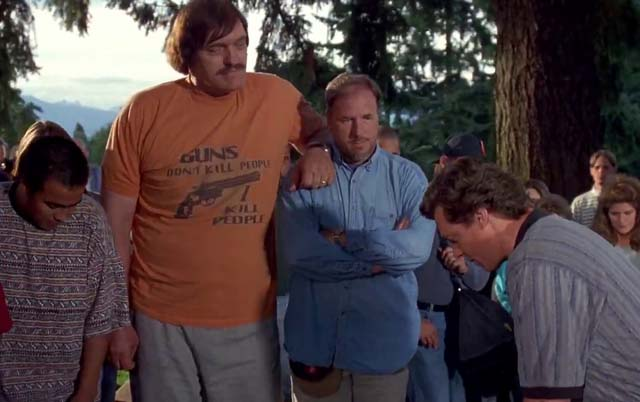 "Richard Kiel in ""Happy Gilmore"""