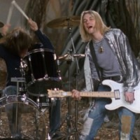 "Nirvana ""Heart Shaped Box"" music video outtakes on HBO's ""Sonic Highways"""