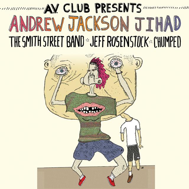 Andrew Jackson Jihad 2015 Tour