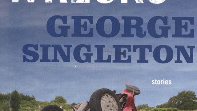 Between Wrecks by George Singleto