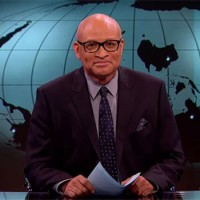 """Larry Wilmore on """"The Nightly Show"""""""