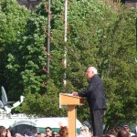 Photos: Bernie Sanders Announces Presidential Candidacy, Burlington, VT 5/26/15