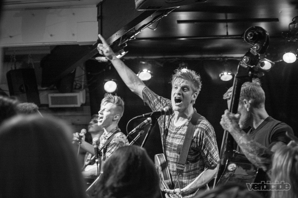 Photos Skinny Lister Beans On Toast And Will Varley At