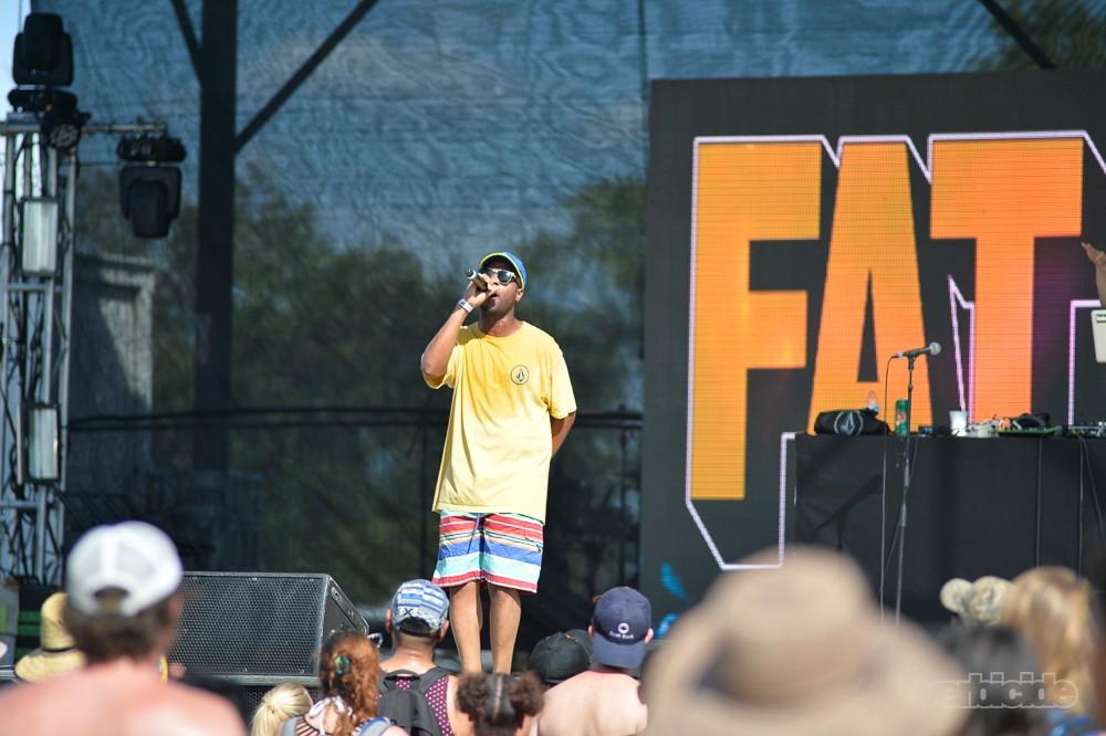 Fat Tony at Float Fest 2016