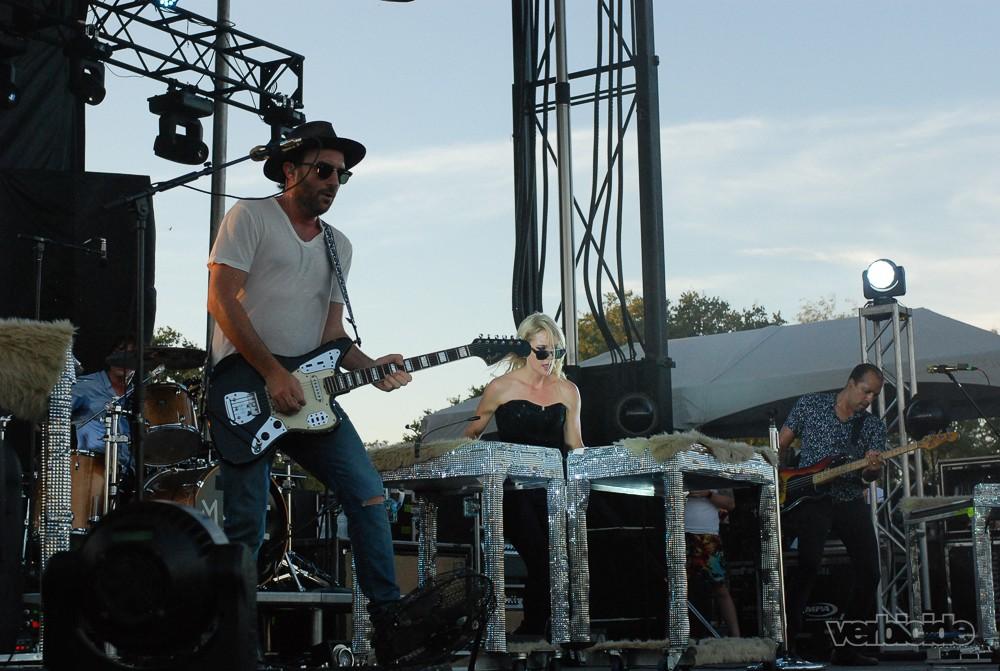 Metric at Float Fest 2016