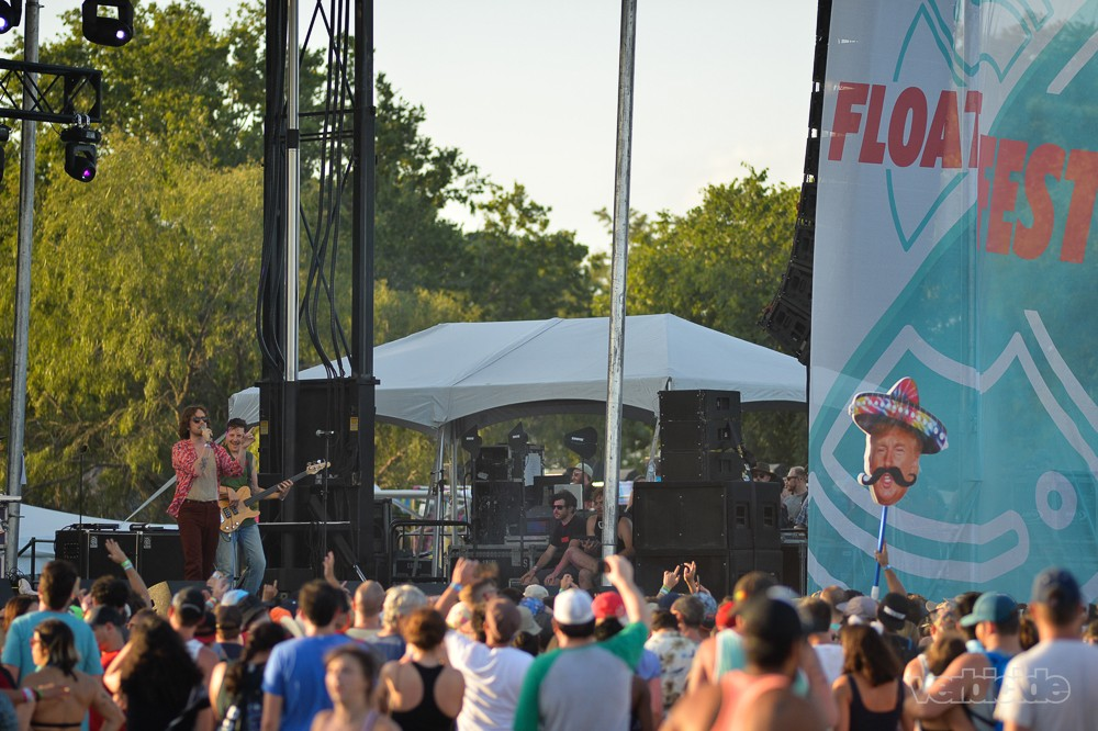 Yeasayer at Float Fest 2016