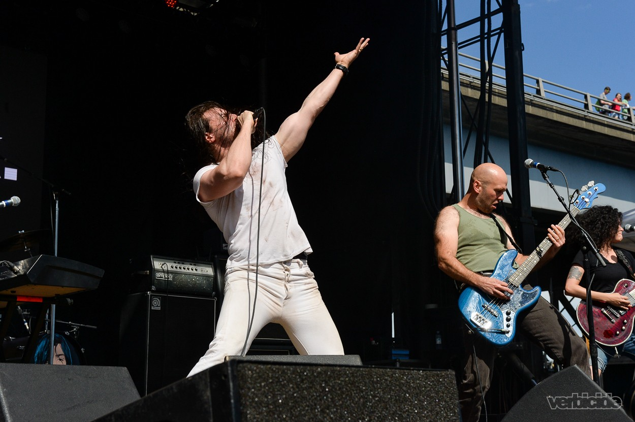 Andrew W.K. at Project Pabst 2016