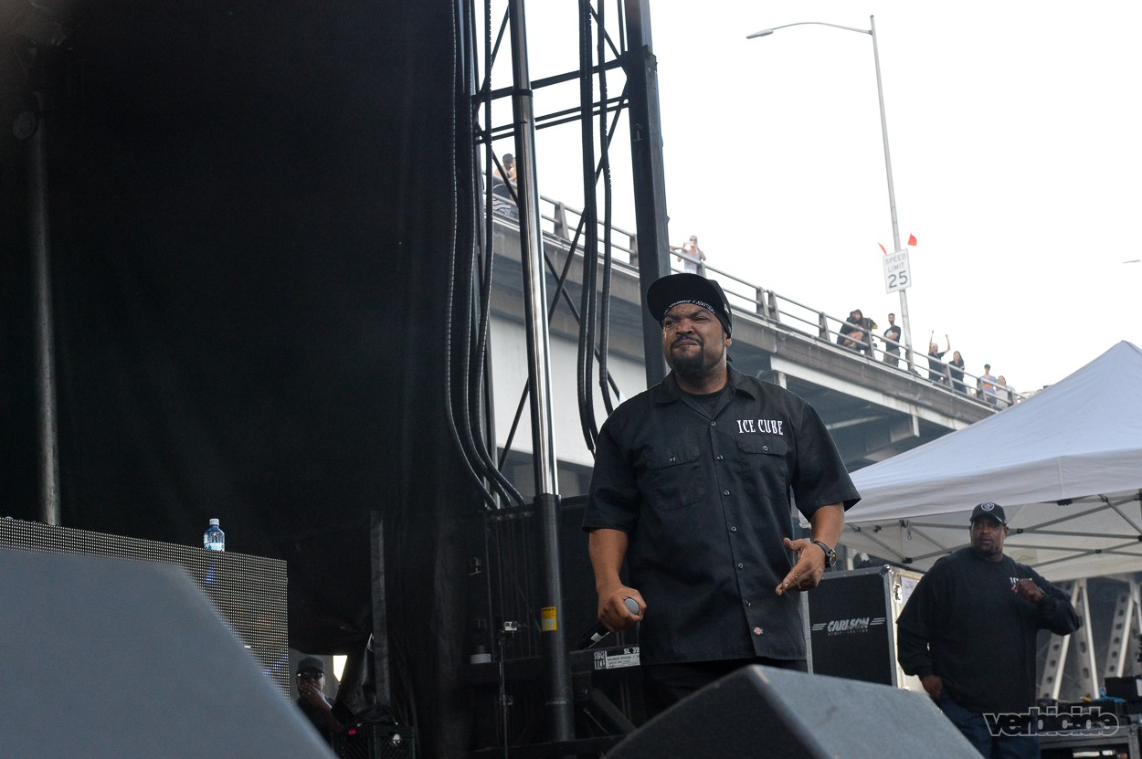 Ice Cube at Project Pabst 2016