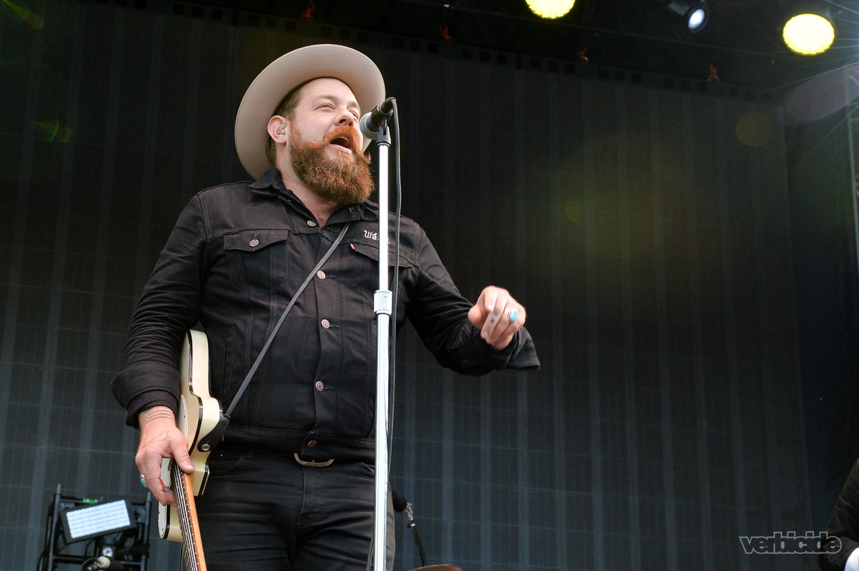 Nathaniel Rateliff & The Night Sweats at Project Pabst 2016