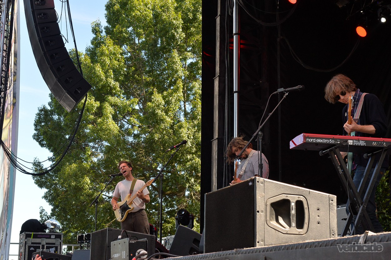 Parquet Courts at Project Pabst 2016