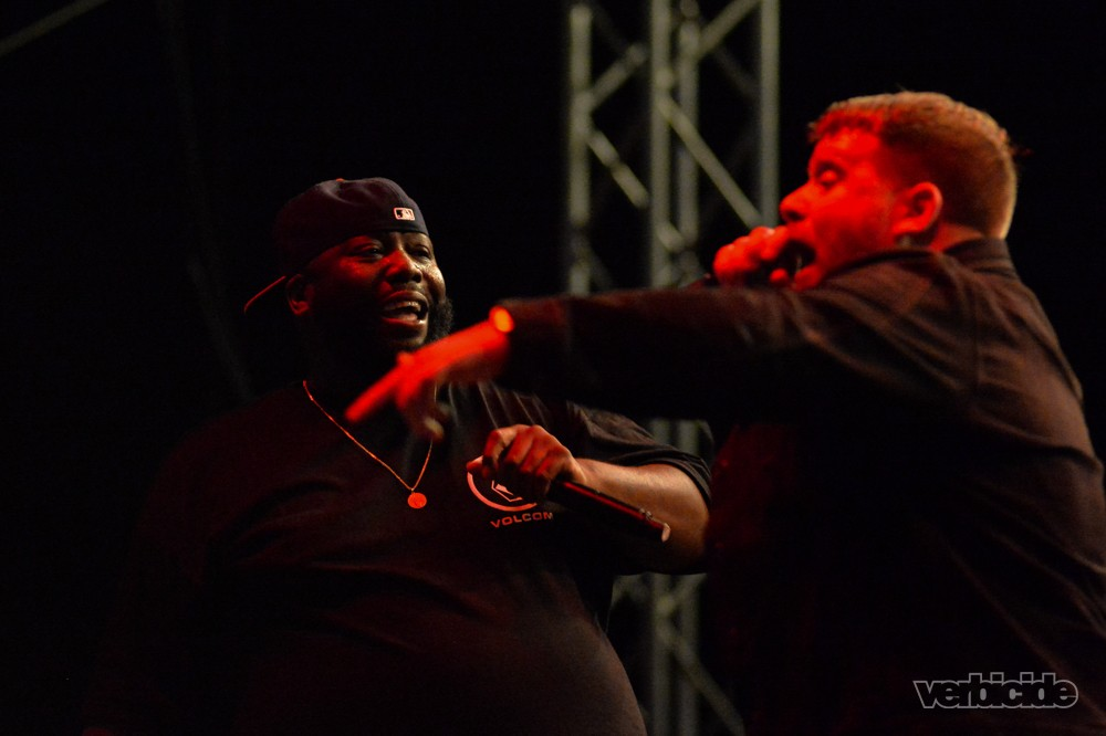 Run the Jewels by Alex Freeman