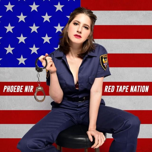 """Phoebe Nir """"Red Tape Nation"""""""