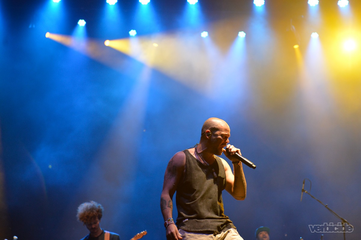 Residente Performing at Auditorium Shores on 3.16.17