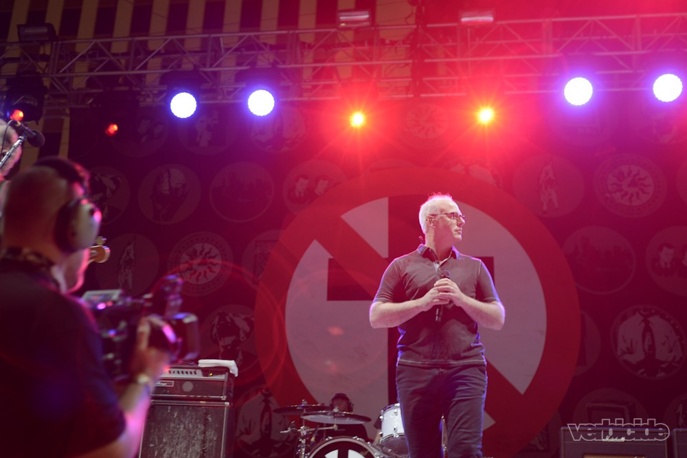Bad Religion - photo by Shahab Zargari