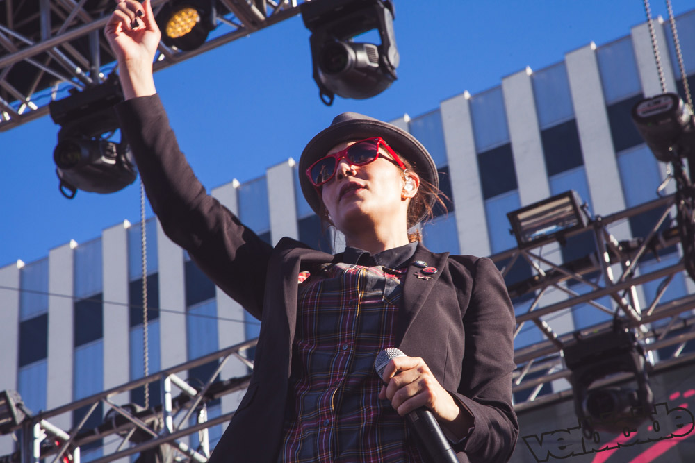 The Interrupters - photo by Jacob Gallegos
