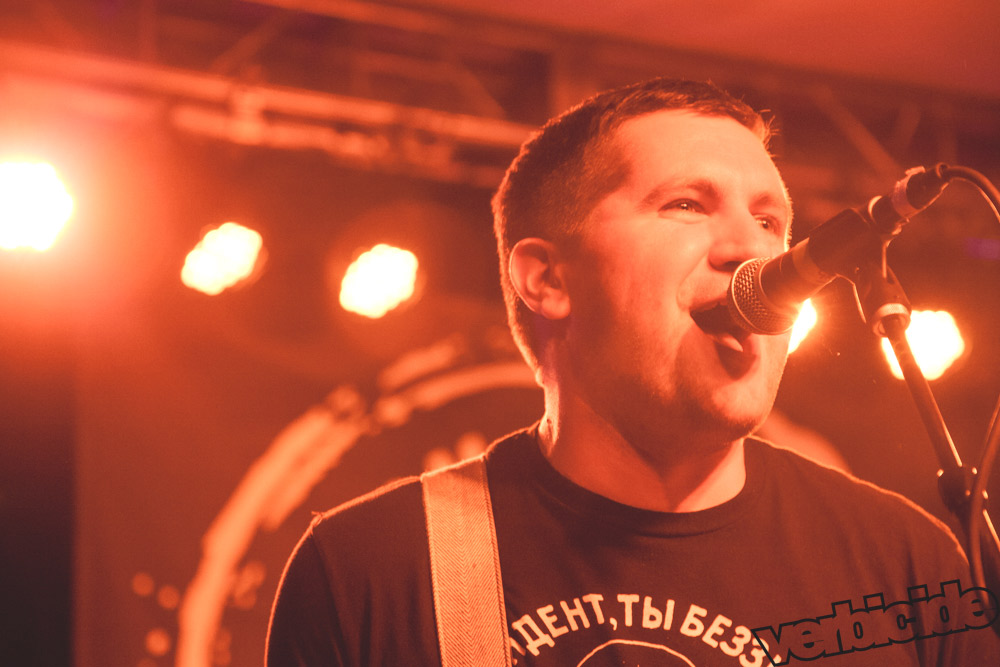 The Menzingers - photo by Jacob Gallegos