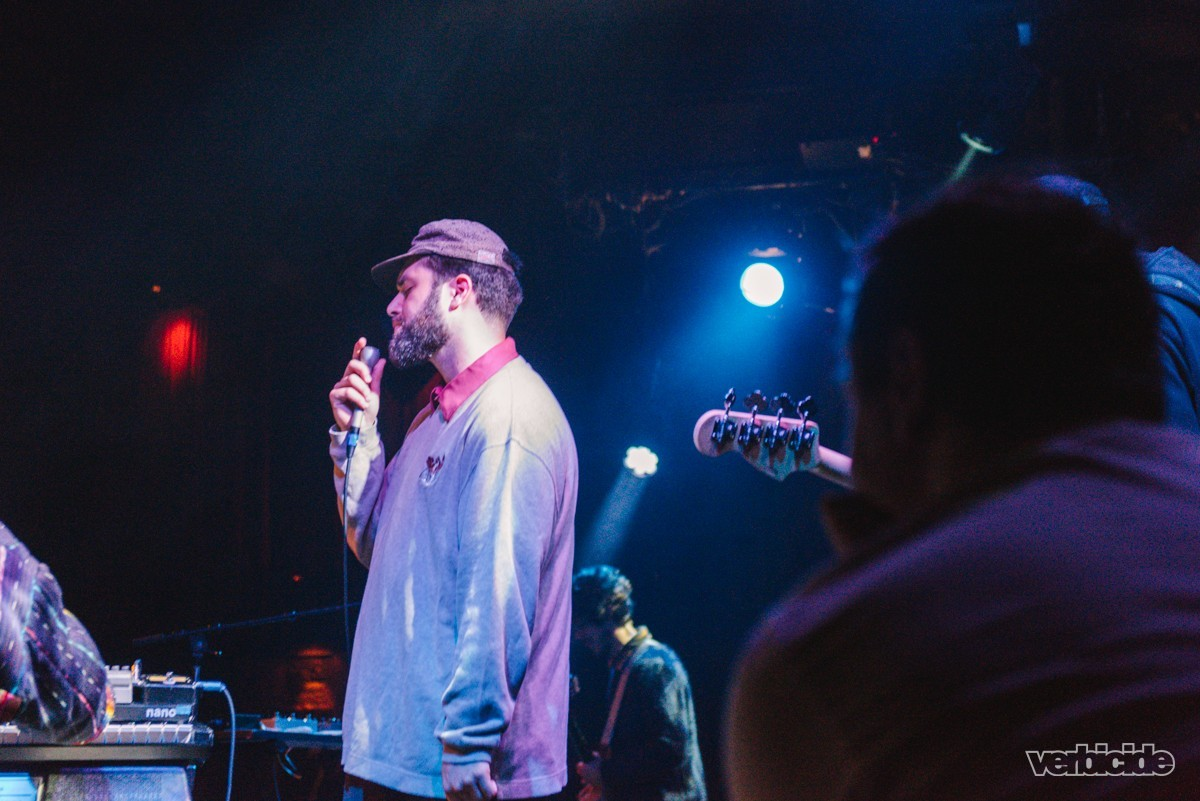 Nick Hakim in San Francisco