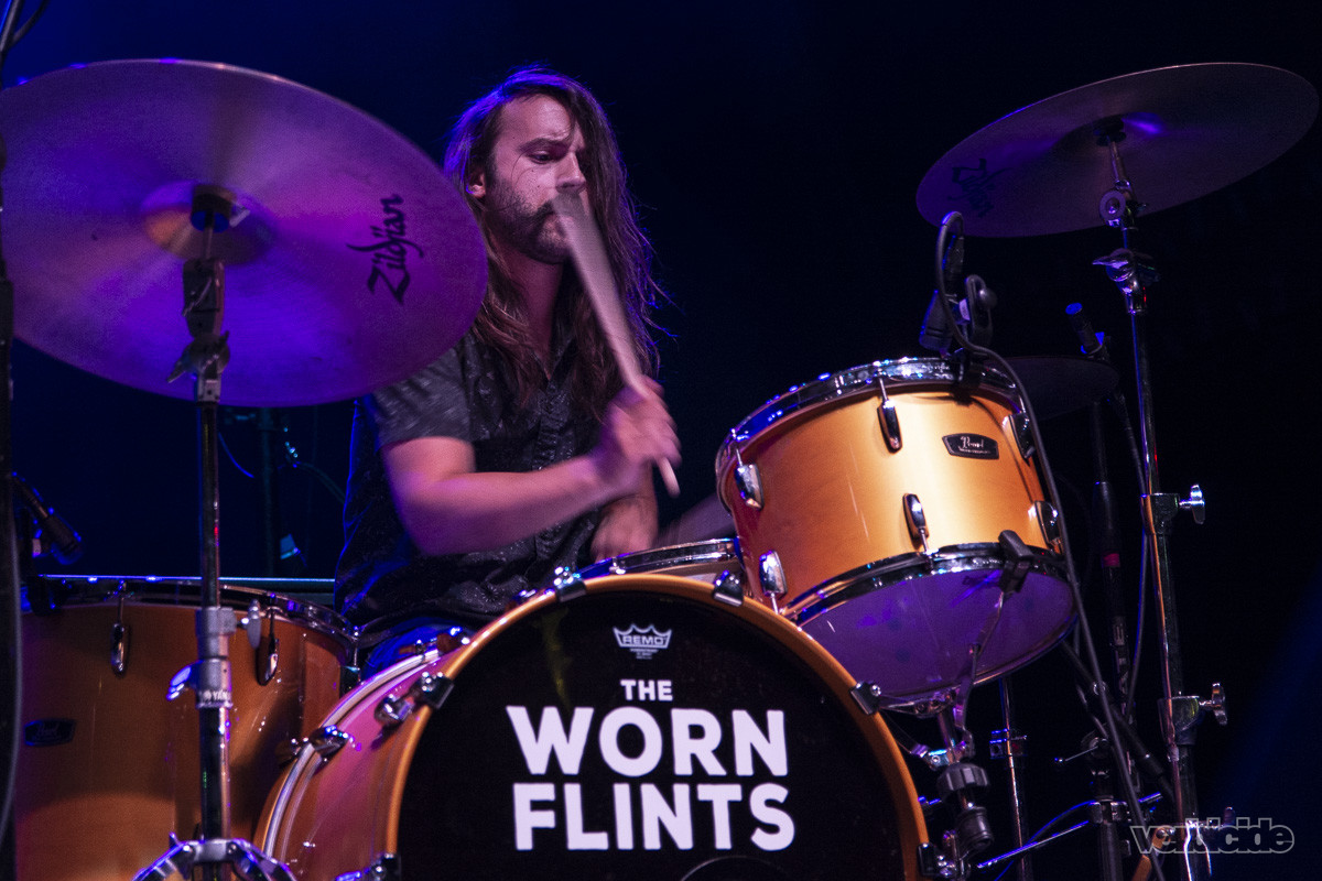 The Worn Flints