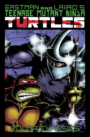 Teenage Mutant Ninja Turtles: Color Classics, Vol. 2