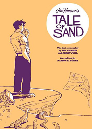 Jim Henson's Tale of Sand book cover